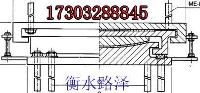 滑动支座 减震拱桥垫铰用途广