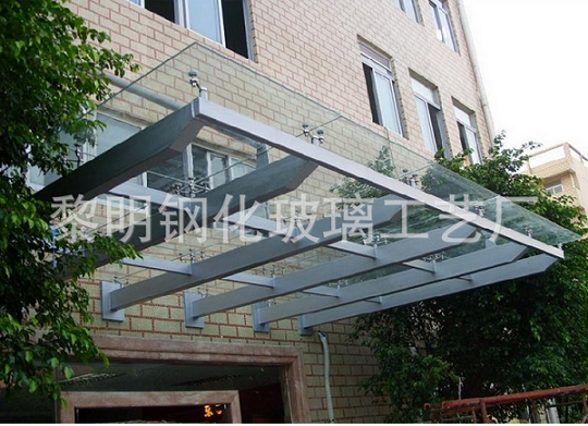 广州佛山5+1.14pvb+5隔断护栏夹胶玻璃