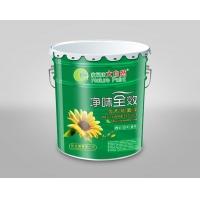 低碳广东涂料 江门水漆厂家 大自然牌净味全效水漆