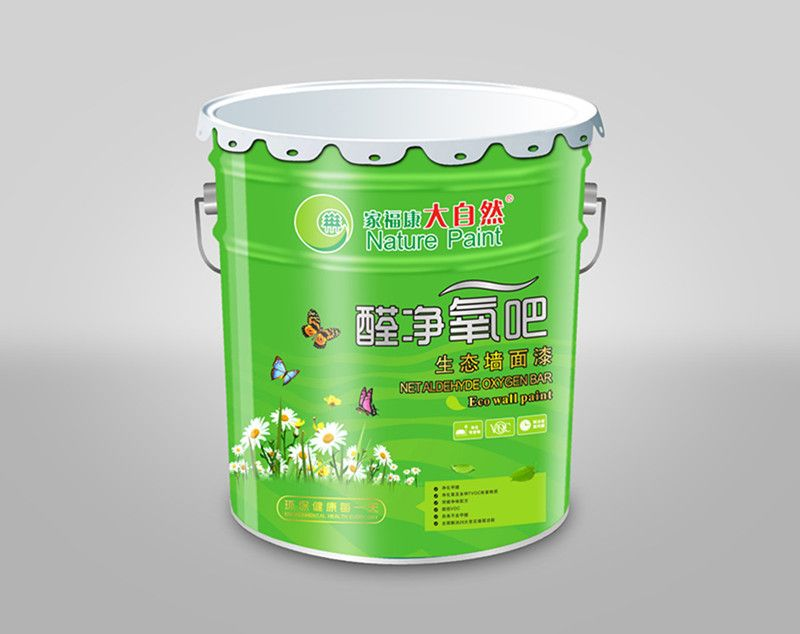 广东油漆涂料加盟 家福康大自然漆醛氧吧系列