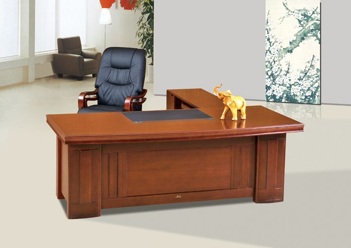 办公室大班桌 办公台 办公班台 老板桌 实木办公桌 办公家