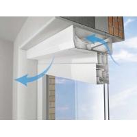 意大利Thesan(坦森)窗式防霾新风系统  艾索木铝门窗