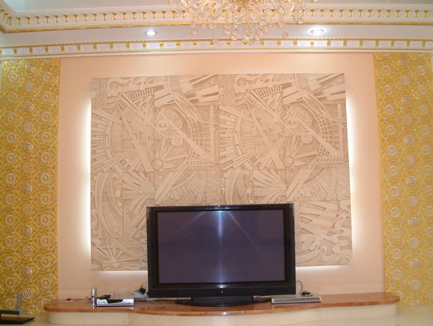 欧式装饰配件;ps艺术灯池,ps线条,镜框线条;砂岩浮雕,砂岩背景墙饰