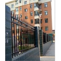 湖北武汉 锌钢小区护栏,围墙护栏 河南新乡市护栏厂