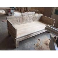 成都定做新中式 罗汉床 博古架 桌子 柜子 椅子厂家