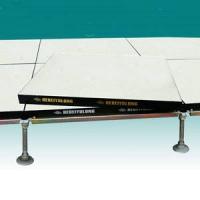 山西防静电地板-黑胶条边框PVC地板(防水防火防静电)