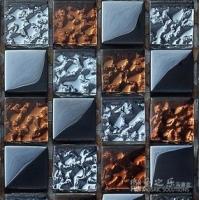 鱼之乐-五彩鳞光-03-玻璃马赛克