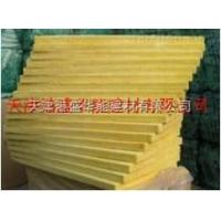 供应天津港盛玻璃棉外墙保温板