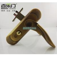 百乐门A8726棕古铜门锁