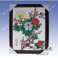 艺术装饰瓷版画  装饰瓷板壁画图片
