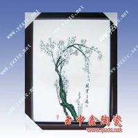 瓷版画出售  瓷板画厂家直销