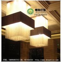 餐厅会所水晶灯,酒店大堂水晶吊灯,别墅水晶灯,会所水晶灯