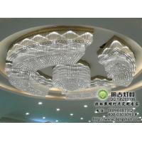 商场中庭工程水晶灯具