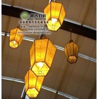 名人酒店餐厅区域工程吊灯