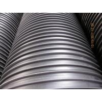 供应重庆HDPE塑钢缠绕管