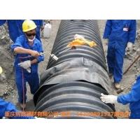 供应重庆HDPE聚乙烯钢带管