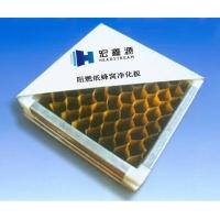 75mm纸蜂窝净化板多少钱一平?厂家直销纸蜂窝净化板价格