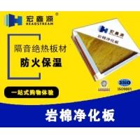 供应彩钢岩棉夹芯板 防火夹芯板 手工岩棉板 岩棉复合板