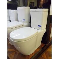 美标卫浴概念方形3/4.5升超强节水型分体座厕