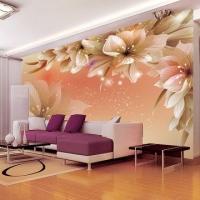 宾馆墙纸|济南壁纸|酒店墙面壁纸