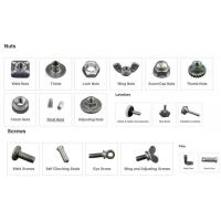 OHIO焊接螺母、焊接螺钉、焊接螺柱、压紧螺母、调节螺母