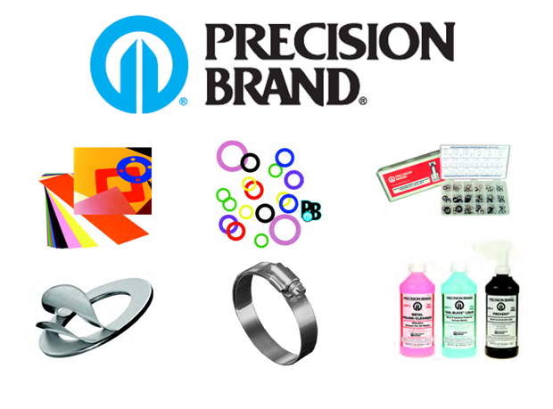 Precision Brand Products  薄片,垫