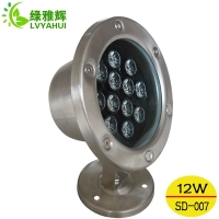 供应水底灯 LED水底灯 大功率水底灯 304不锈钢LED水