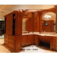 天艺创卓原木定制-整体实木浴室柜TCY14