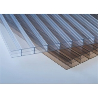 PC阳光板|耐力板阳光房|4/6/8/10mm透明多色阳光板