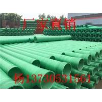 玻璃钢缠绕管道/玻璃钢管/玻璃钢水管/玻璃钢排水管道/夹砂管