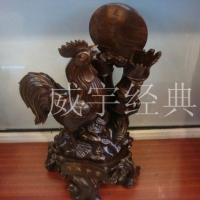 威宇经典铜装饰铜工艺品系列竹报平安
