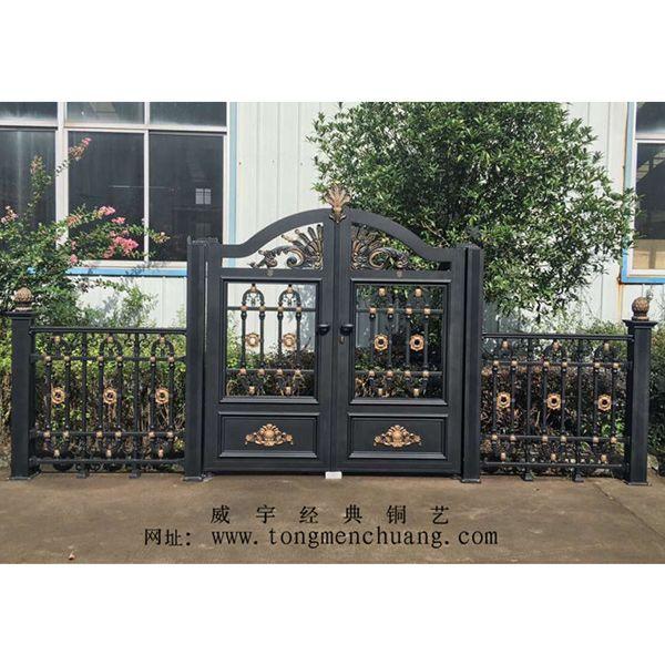 威宇经典铜装饰铝艺系列