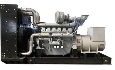 珀金斯500kw柴油發電機組