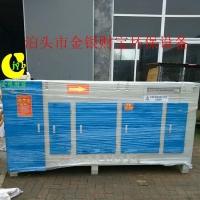 光氧等离子一体机废气处理成套设备环保设备厂家