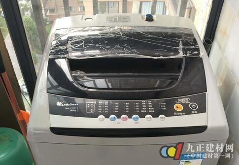 全自动洗衣机效果图