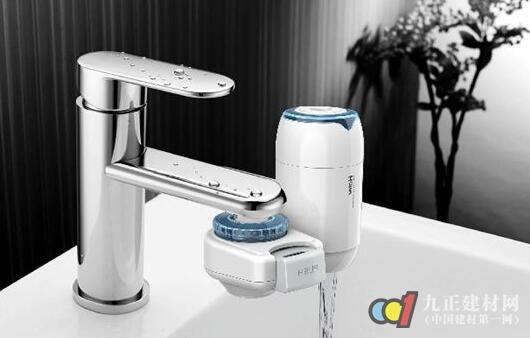 智能净水器水龙头
