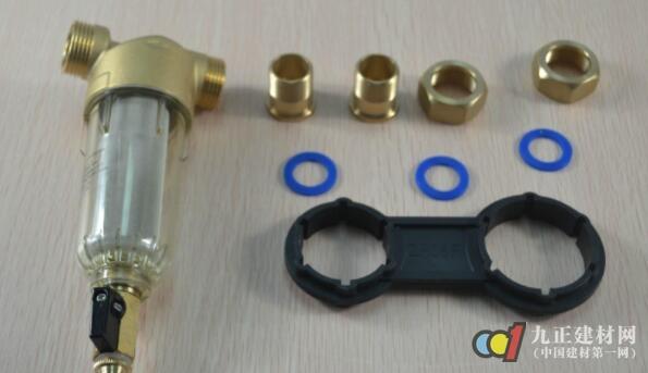 净水器配件-电磁阀