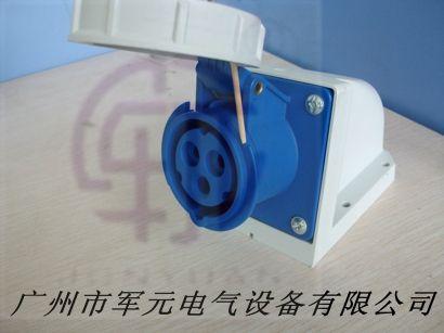 进口工业防水插头插座PCE
