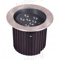 拓龙最新款18W可调角度LED地埋灯 墙面偏光LED地埋灯