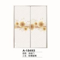 鑫嘉泰门窗-衣柜门防爆移门系列A-18493