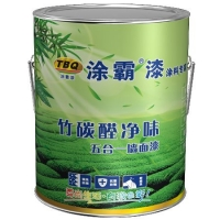 竹炭醛净味五合一墙面漆