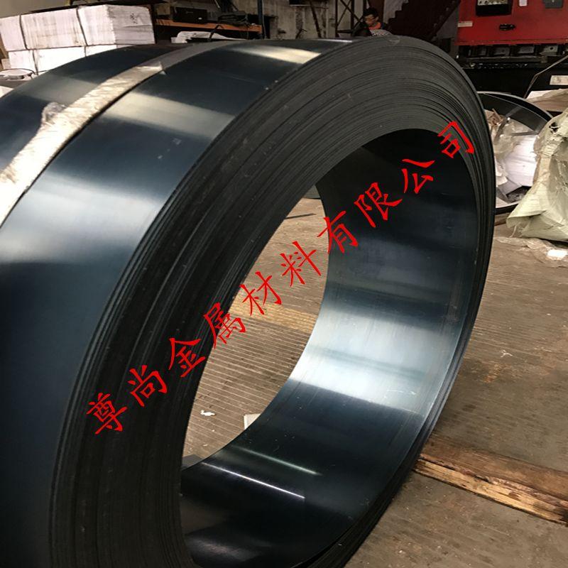 65MN弹簧钢带 钢板 厚0.1-50毫米 蘸火 淬火弹簧钢