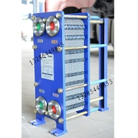 供应减速机润滑油冷却专用板式冷却器