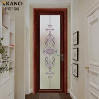 卡诺门窗-82单包环保铝合金防盗门