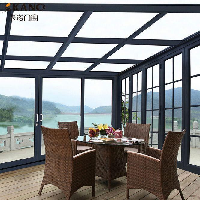卡诺门窗-中式阳光房