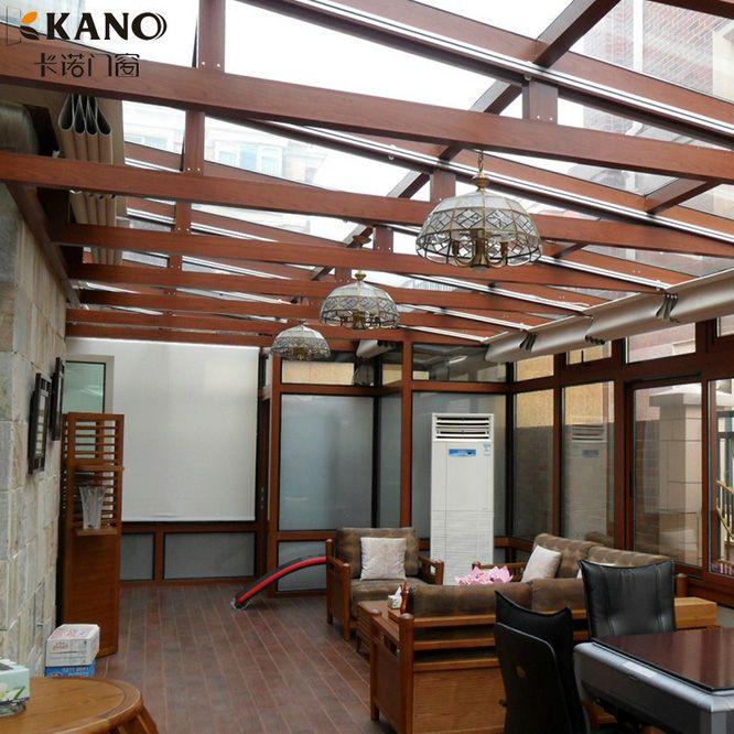 卡诺门窗-新款欧式阳光房
