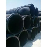 埋地用聚乙烯(PE)结构管道聚乙烯缠绕B型结构壁管