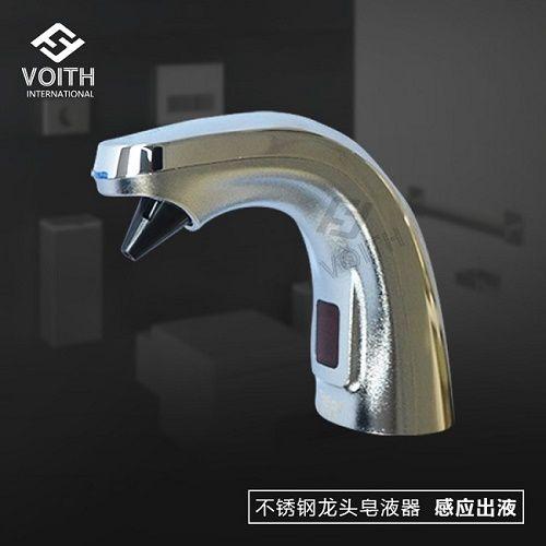 水龙头式给皂液器 世界大品牌 德国进口全铜皂液器