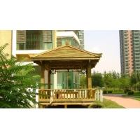木结构园林景观小品