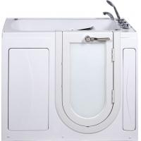Zink单座位老年人开门浴缸-K113